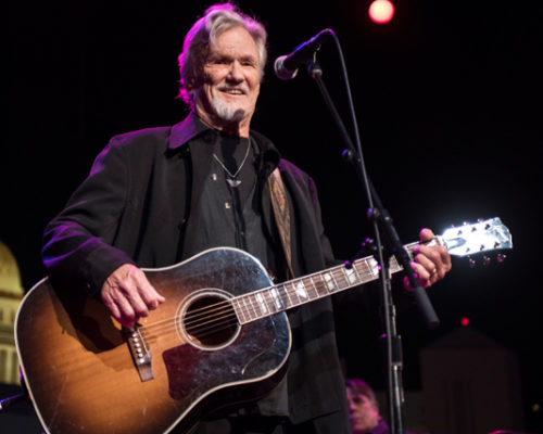 Kris Kristofferson photo by Scott Newton