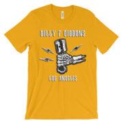 Billy F Gibbons Mechanic T-Shirt