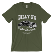 Billy G's Auto Races T-Shirt