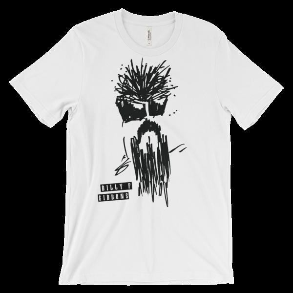 Billy F Gibbons Self Portrait Unisex T-shirt