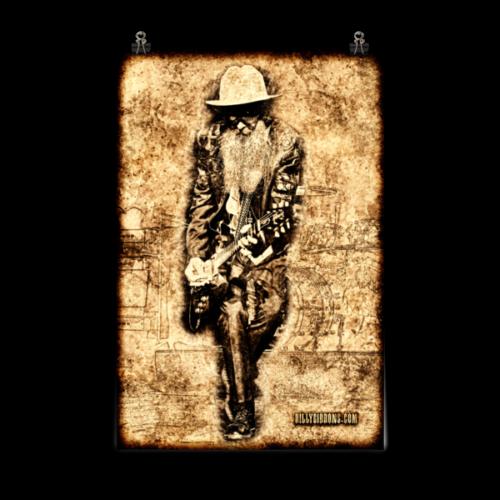 BFG Live II Poster 24 x 36″