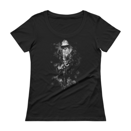 BFG Live II Ladies' Scoopneck T-Shirt