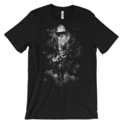 Billy F Gibbons Live II Unisex T-Shirt