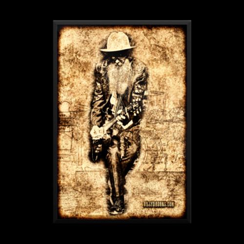BFG Live II Framed poster 24 x 36″