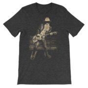 Billy F Gibbons Live III Unisex T-Shirt