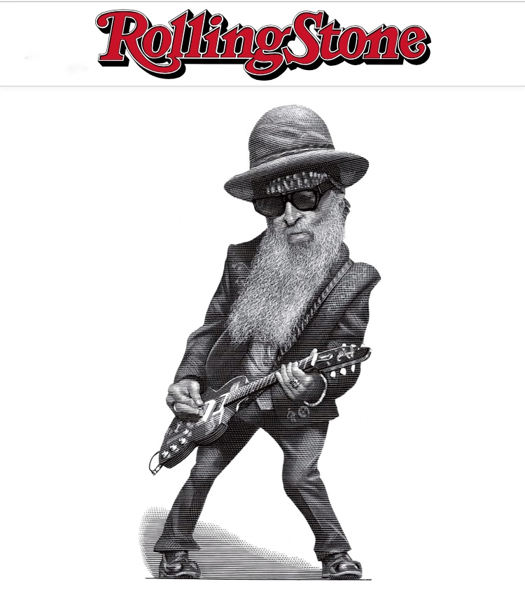 Rolling Stone The Last Word Billy F Gibbons On Cars Marriage