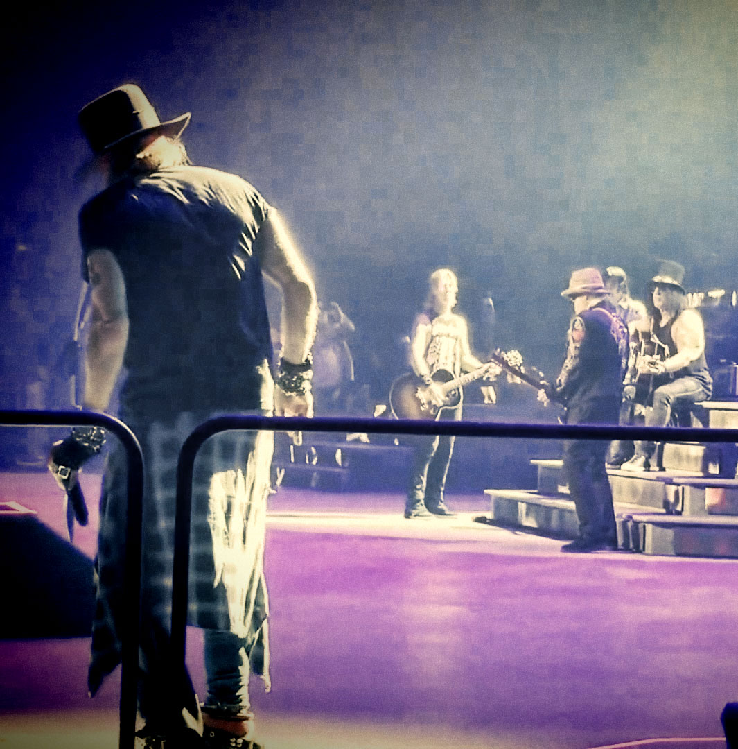Guns N Roses Patience W Billy F Gibbons Billy F Gibbons Of