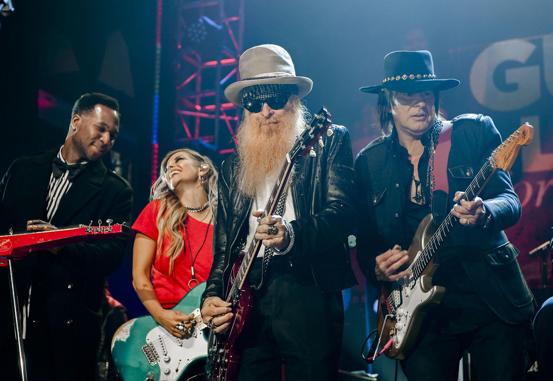 Guitar Legends Heroes A Concert Honoring Veterans National