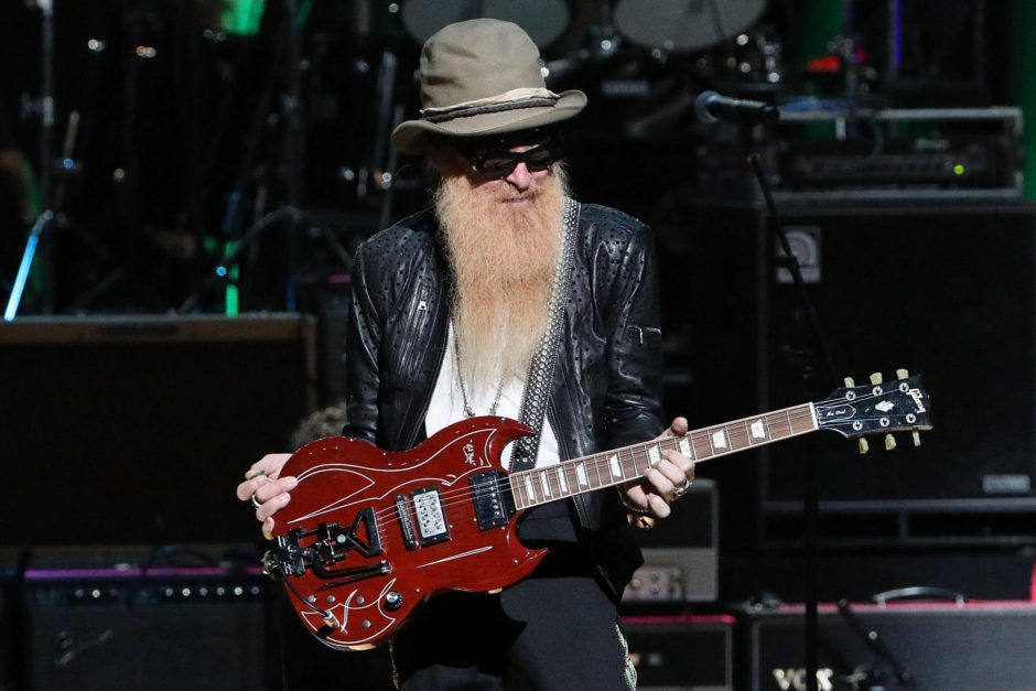 Forbes Magazine Billy F Gibbons On Cars And Guitars Creedence