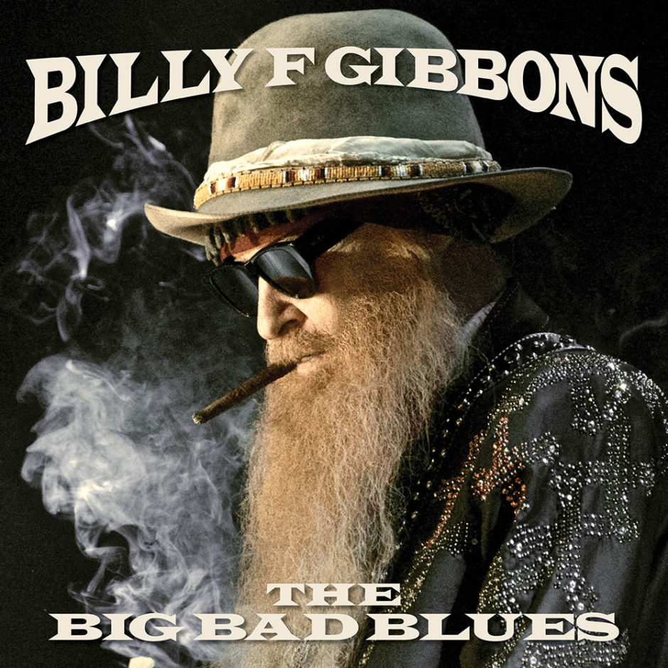 New Solo Album From Zz Top Guitaristvocalist And Rock And Roll Hall